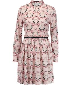 Mother Of Pearl   Hurley Printed Twill Dress