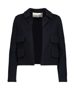Valentino | Wool And Cashmere-Blend Felt Jacket
