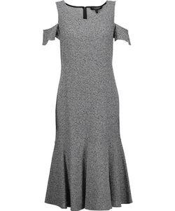 Derek Lam | Cutout Cotton-Blend Bouclé Midi Dress