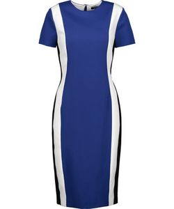 Raoul   Altair Color-Block Twill Dress