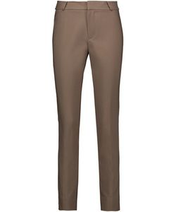 Raoul   Cropped Cotton-Blend Skinny Pants