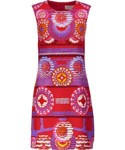 Peter Pilotto | Stamp Printed Cady Dress