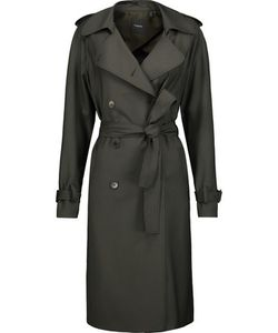 Theory | Laurelwood Wool-Blend Trench Coat