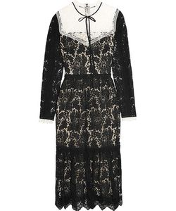 Erdem | Georgie Guipure And Corded Lace Dress