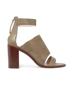 Zimmermann | Suede And Leather Sandals