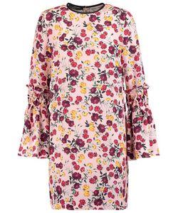 Mother Of Pearl   Dixie Printed Silk Mini Dress