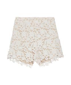 Raoul   Guipure Lace Shorts
