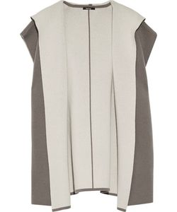 Raoul   Reversible Wool And Cashmere-Blend Hooded Vest