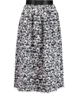 Mother Of Pearl   Harriet Fringed Voile Skirt
