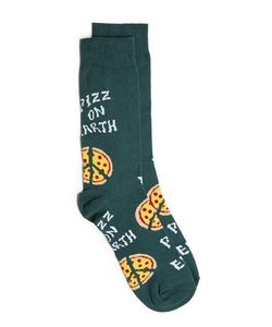 Topman | Mens Pizz On Earth Socks