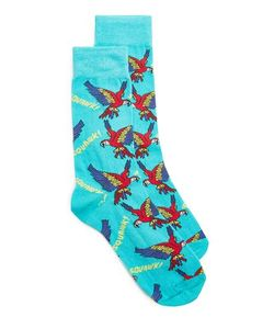 Topman | Mens Parrot Socks