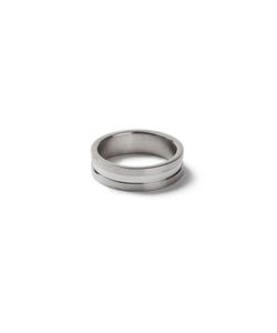Topman | Mens Look Rldge Band Ring