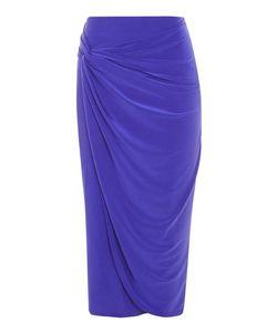 TopShop   Twist Wrap Skirt By Love