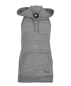TopShop | Soft Backless Hoodie By Ivy Park