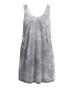 TopShop | Burnout Jersey Knot Side Cover Up