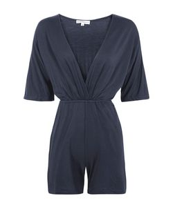 TopShop | Wrap Front Playsuit By Glamorous Petites