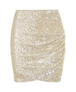 TopShop   Jagger Vintage Sequin Mini Skirt By Wyldr