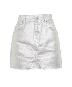 TopShop   Petite High Waist Skirt
