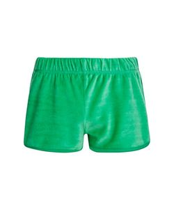 TopShop | Velour Runner Shorts
