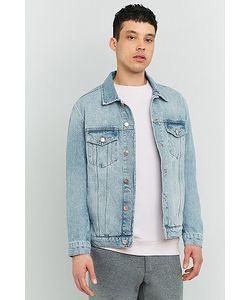 Soulland   Shelton Light Denim Jacket