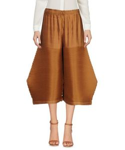 Issey Miyake Cauliflower | Trousers 3/4-Length Trousers Women On