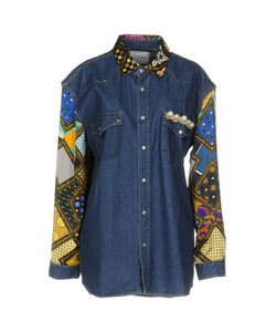 Forte Couture | Denim Denim Shirts Women On
