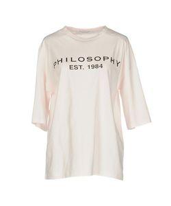 Philosophy di Lorenzo Serafini | Topwear T-Shirts Women On