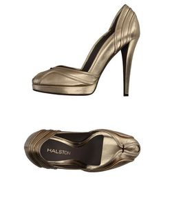 Halston | Footwear Courts Women On