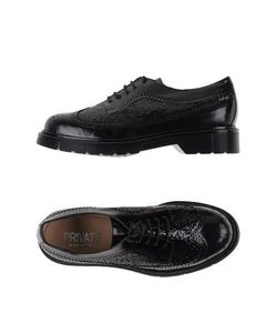 Private | Footwear Lace-Up Shoes Women On