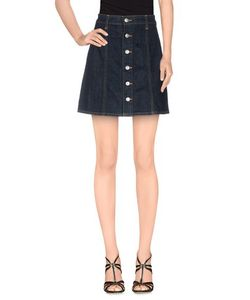 Alexa Chung for AG | Denim Denim Skirts Women On