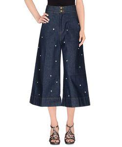 Muveil   Denim Denim Trousers Women On