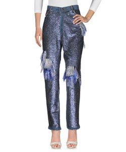 Ashish | Denim Denim Trousers Women On