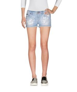 Philipp Plein | Denim Denim Shorts Women On