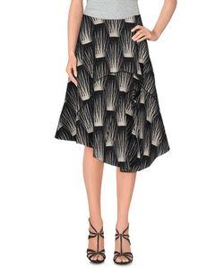 Tom Rebl   Skirts Knee Length Skirts Women On