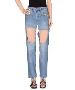 Forte Couture | Denim Denim Trousers Women On