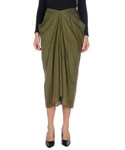 Hache   Skirts 3/4 Length Skirts Women On