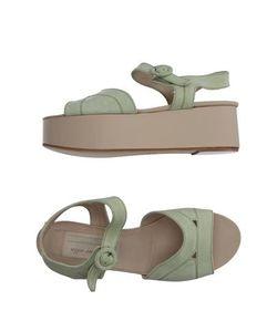 Massimo Alba   Footwear Sandals Women On