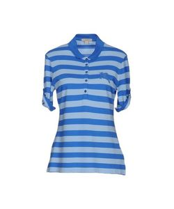 Burberry Brit   Topwear Polo Shirts Women On