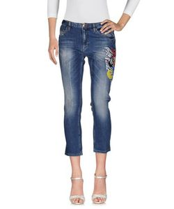Philipp Plein | Denim Denim Trousers Women On