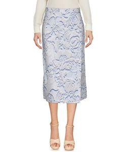 Massimo Alba   Skirts 3/4 Length Skirts Women On