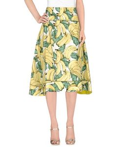 Muveil   Skirts 3/4 Length Skirts Women On