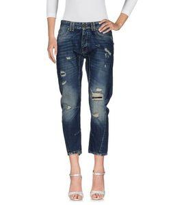 Frankie Morello | Denim Denim Trousers Women On
