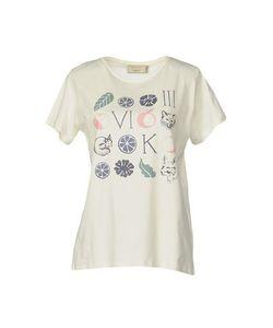 Maison Kitsuné   Maison Kitsuné Topwear T-Shirts Women On