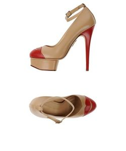 Charlotte Olympia | Footwear Courts Women On