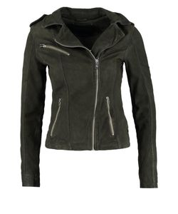 Goosecraft | Gallery Leather Jacket E