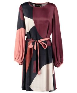 Stine Goya | Dove Summer Dress Mahagony