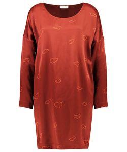 Stine Goya | Carla Summer Dress Mahagony