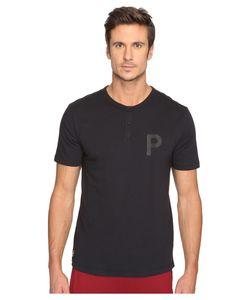 Primitive | Dinley Short Sleeve Henley Mens Clothing