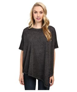 Jag Jeans | Isabelle Poncho Tee Burnout Jersey T