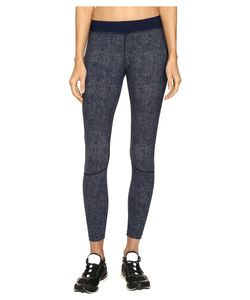 Monreal London | Biker Leggings Denim Print Casual Pants